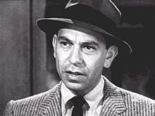 Jack Webb Jack Webb in his signature