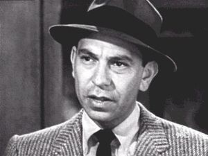 Jack Webb - Jack Webb as Joe Friday on ''Dragnet''