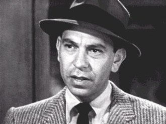 Jack Webb - Jack Webb as Joe Friday on Dragnet