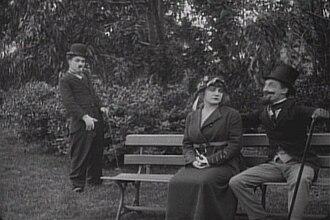 A Jitney Elopement - A scene filmed in Golden Gate Park