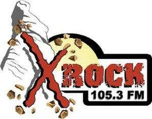 KXRC - Image: KXRC station logo