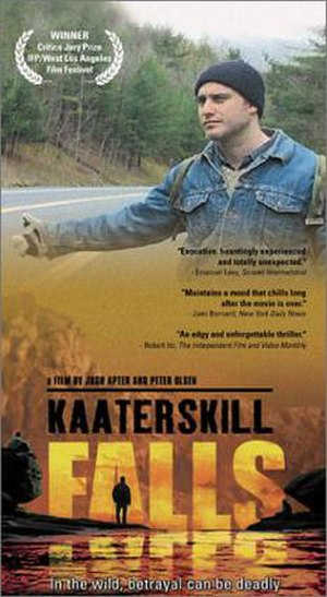 Kaaterskill Falls (film) - VHS cover