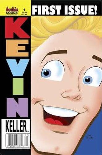 Kevin Keller (comics) - Image: Kevin Keller issue 1