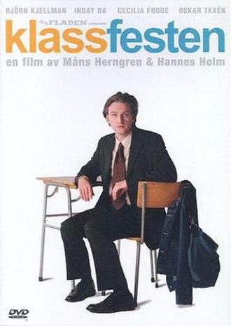 Klassfesten - Swedish dvd-cover