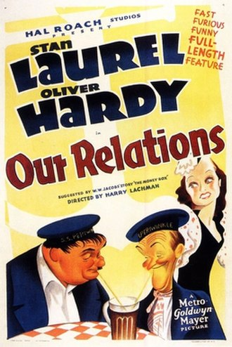 Our Relations - Theatrical release poster