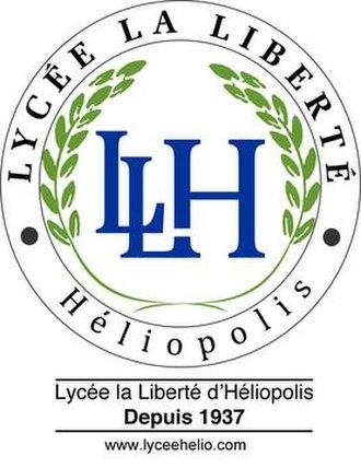 Lycée La Liberté Héliopolis - 2011 Logo
