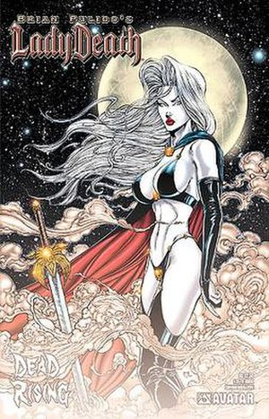 Lady Death - Image: Lady Death Dead Rising