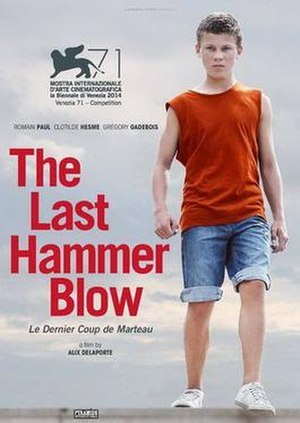 The Last Hammer Blow - Film poster