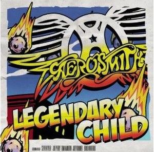 Legendary Child - Image: Legendary Child cover
