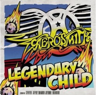 Legendary Child - Image: Legendary Child cover