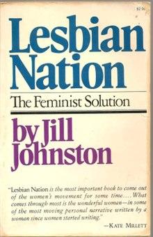 Feminist lesbian nation solution