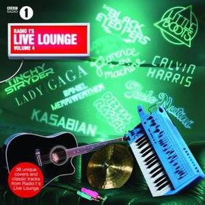 Radio 1's Live Lounge – Volume 4 - Image: Livelounge 4