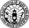 Official seal of Long Beach, New York