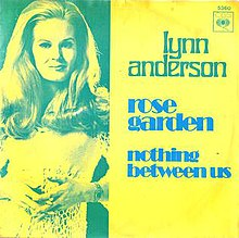 Lynn Anderson-Rose Garden 1970 single cover.jpg