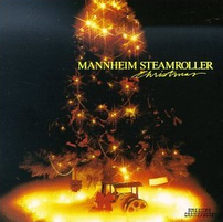 Mannheim Steamroller Christmas album cover