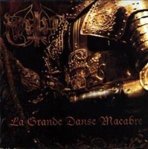 La Grande Danse Macabre - Image: Marduk La Grande Danse Macabre alternative cover