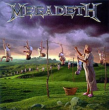 Image result for megadeth album covers