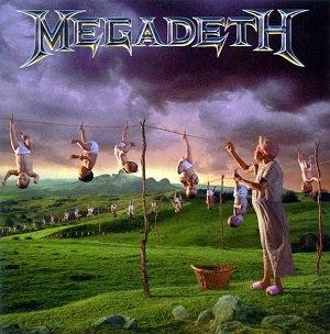 Youthanasia - Image: Megadeth Youthanasia