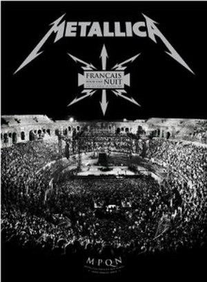 Français Pour une Nuit - Image: Metallica Français Pour Une Nuit cover