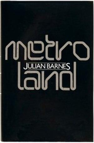 Metroland (novel) - First edition