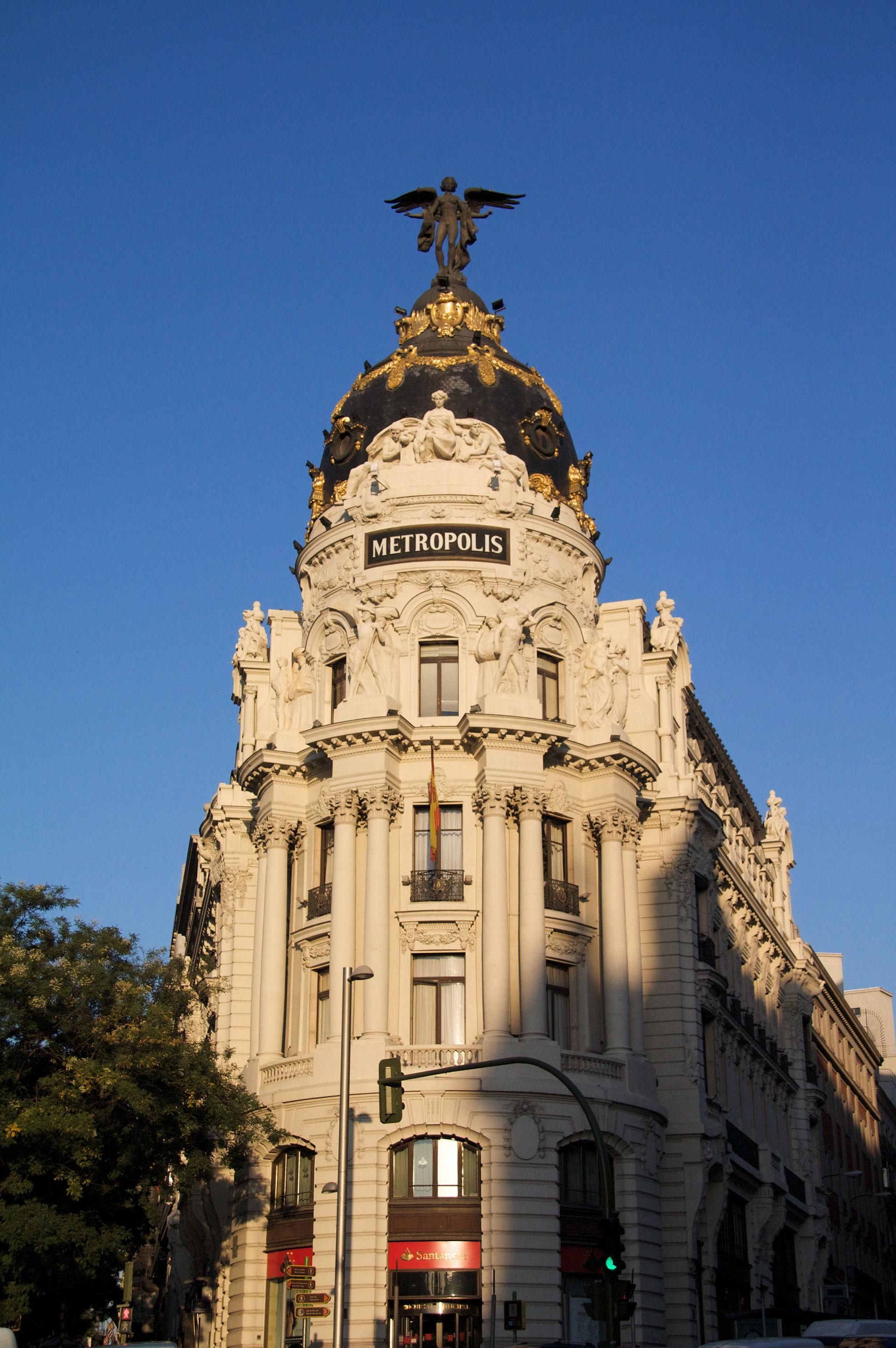 Metropolis Building Wikipedia
