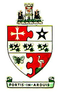 Coat of arms of Middleton Borough Council