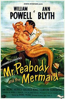 <i>Mr. Peabody and the Mermaid</i> 1948 film by Irving Pichel