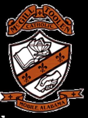 McGill–Toolen Catholic High School - Image: Mtshield