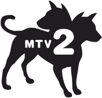 MTV2 logo from February 2005 to present
