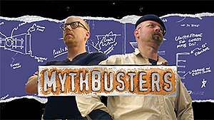MythBusters - Image: Myth Busters title screen
