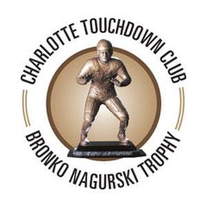Bronko Nagurski Trophy - The Bronko Nagurski Trophy