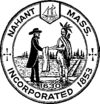 Official seal of Nahant, Massachusetts