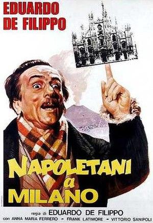 Neapolitans in Milan - Image: Napoletani a Milano