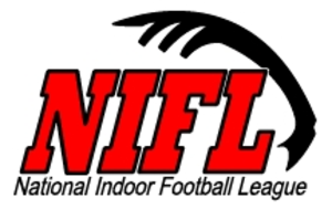 National Indoor Football League - Image: National Indoor Football League logo