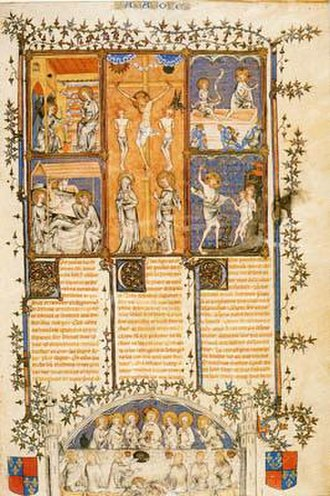 Albret - Image: Navarre bible