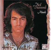 Neil Diamond Christmas Album 2019.Moods Neil Diamond Album Wikipedia