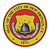 Official seal of New Britain, Connecticut