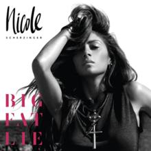 Nicole Scherzinger - Big Fat Lie (album cover).png