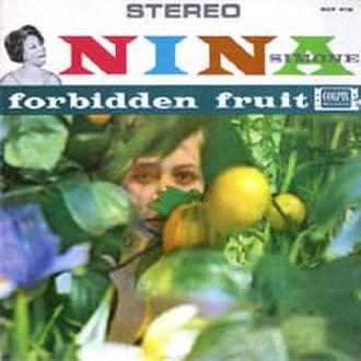 Forbidden Fruit (Nina Simone album) - Image: Ninasimoneforbiddenf ruit
