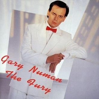 The Fury (album) - Image: Numan The Fury Original