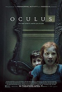 2013 American psychological supernatural horror film directed by Mike Flanagan