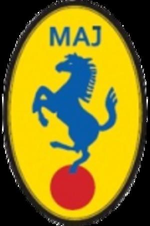 JPV Marikina F.C. - Image: Official emblem of manila all japan