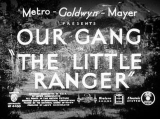 <i>The Little Ranger</i> 1938 film by Gordon Douglas