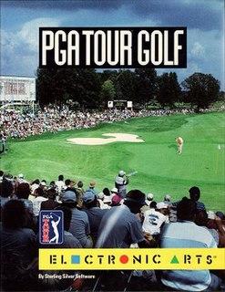 <i>PGA Tour Golf</i> 1990 video game