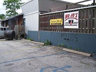The Blue Note (Columbia, Missouri) - Mojo's