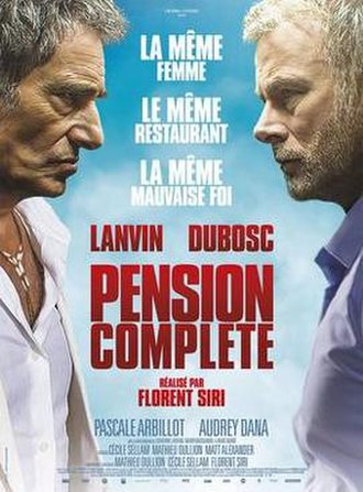 French Cuisine (film) - Film poster