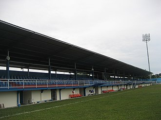 2015 Indonesia Super League - Image: Persiba Stadium 1