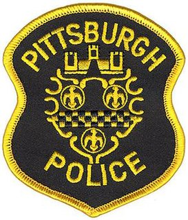 Pittsburgh Police police department in the Pittsburgh, Pennsylvania