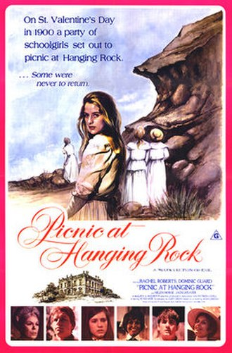 Picnic at Hanging Rock (film) - Original 1975 Australian theatrical poster