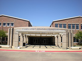 Plano Independent School District - Plano West Senior High School